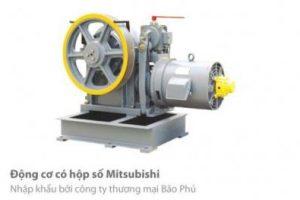 Động cơ thang máy Mitsubishi Thái Lan