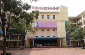 Trường Lomonoxop Mỹ Đình