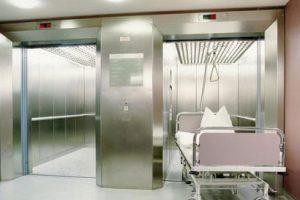 Thang máy bệnh viện HSB-002