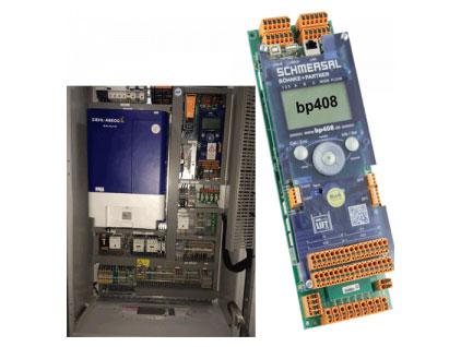 Tủ điều khiển thang máy nhập khẩu nguyên chiếc từ Đức