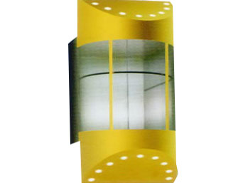 Thang máy lồng kính HS-K001