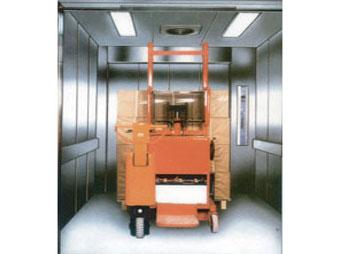 Thang máy tải hàng HSF-004