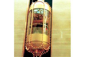 Thang máy lồng kính HS-K003
