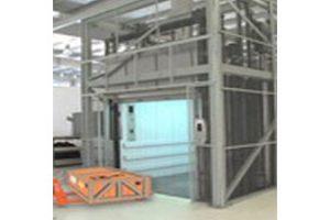 Thang máy tải hàng HSF-008