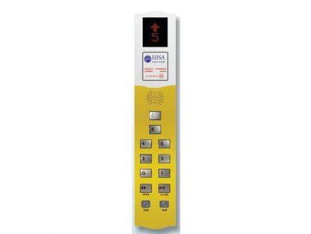 Mẫu hộp gọi, phím bấm HS-BT09