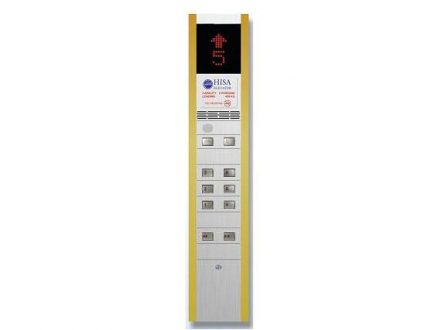 Mẫu hộp gọi, phím bấm HS-BT10