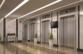 Lắp đặt thang máy chính hãng Mitsubishi đảm bảo an toàn