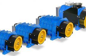 Ưu điểm vàng của hệ thống thang máy hiện đại với động cơ không hợp số