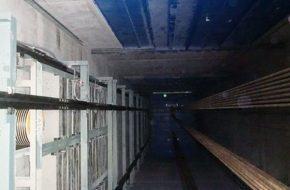 Kích thước hố thang, yếu tố nòng cốt trong xây dựng hố thang