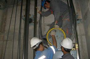 Quy trình lắp đặt thang máy gia đình uy tín và đảm bảo an toàn