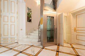 Cảm biến cửa thang máy mang lại an toàn cho người sử dụng