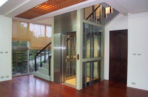 Thang máy sử dụng cho nhà riêng 6 tầng có nên dùng loại thang máy có động cơ không hộp số hay không?